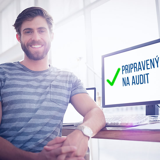 Pripravený na audit | Feiso.sk